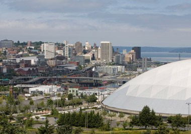 Tacoma cityscape from DUI Law Firm website